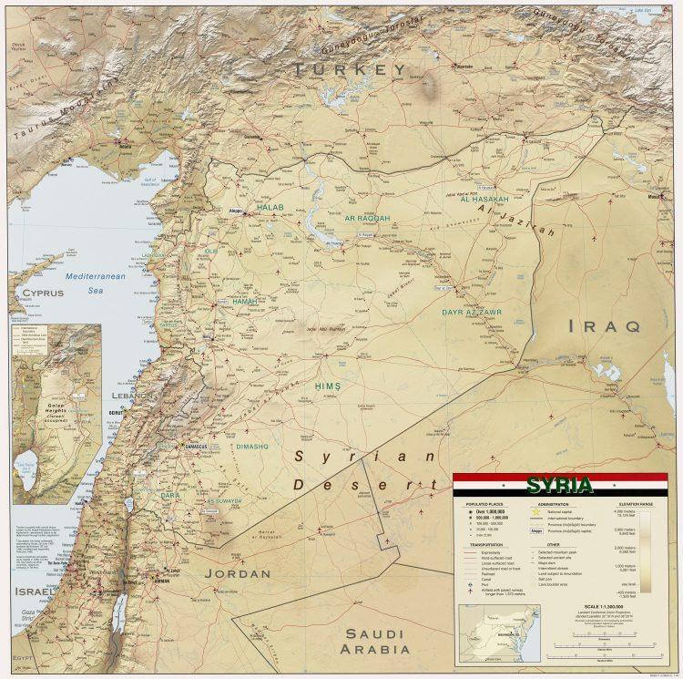 Syrian Showdown: Trump vs. the Generals