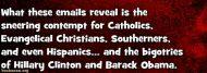 Anti-Catholics & Elitist Bigots