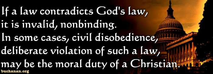 Judge Moore & God's Law