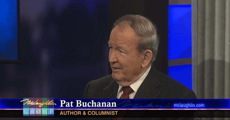 Pat Buchanan - McLaughlin-Group