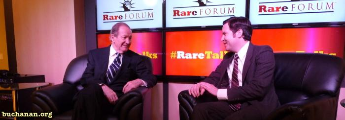 Watch Pat Buchanan Chat With Jack Hunter About the Midterm Elections and 2016