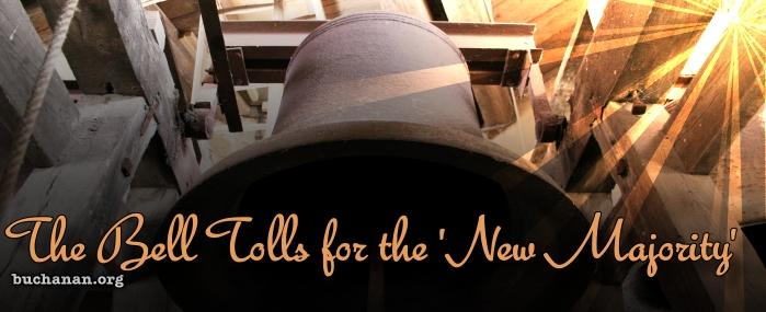 The Bell Tolls for the 'New Majority'