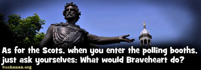What Would Braveheart Do?
