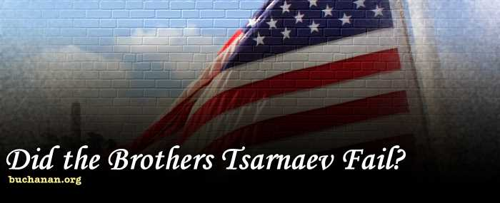 Did the Brothers Tsarnaev Fail?