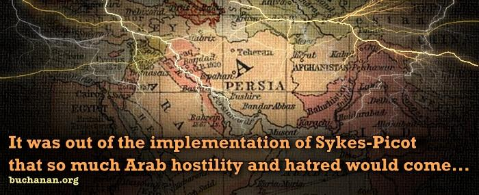 The Unraveling of Sykes-Picot