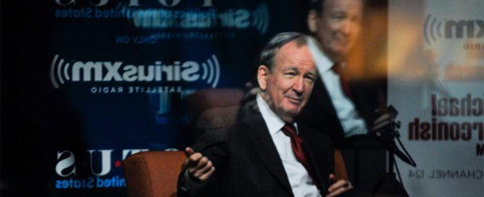 Politico's Top-50: Pat Buchanan #7 – The Proto-Trump
