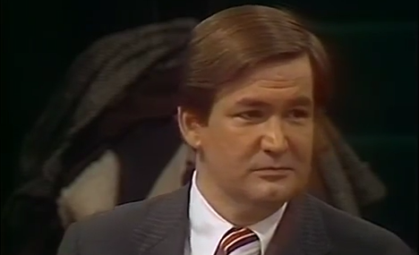 VIDEO: 1978 Buchanan, Reagan, Buckley, Debate the Panama Canal Treaty