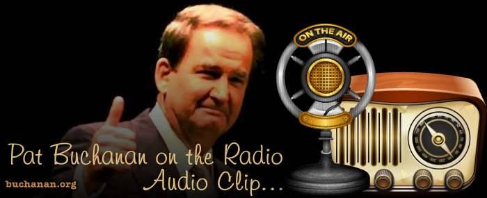 Blaze Books In-depth Interview With Pat Buchanan