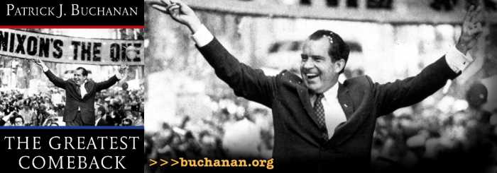 Pat Buchanan Reveals the GOP 'Comeback' in Nixon