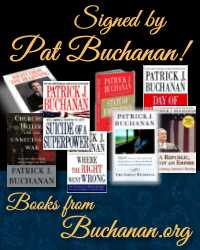Pat Buchanan Book Shop