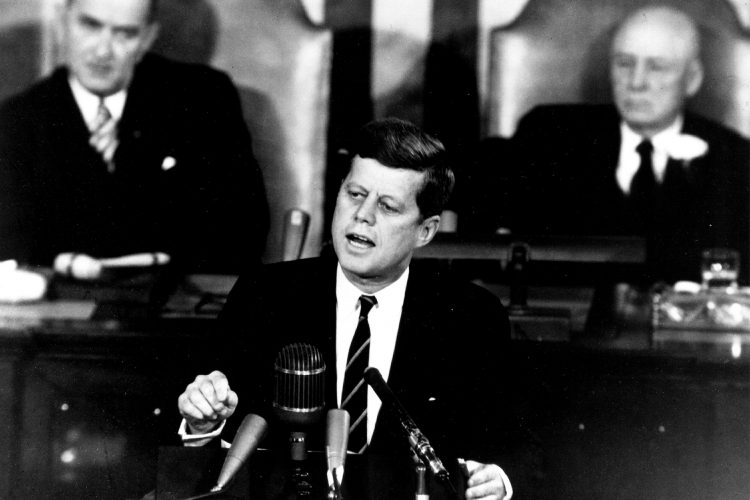 No, This Is Not JFK's Democratic Party