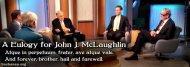 A Eulogy for John J. McLaughlin
