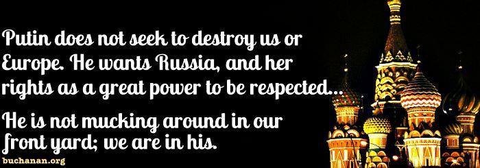Can Trump and Putin Avert Cold War II?