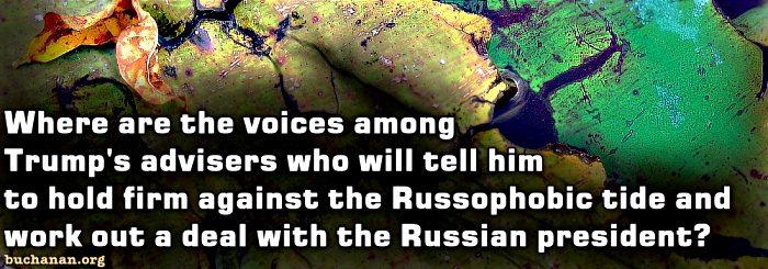 Is a Trump-Putin Detente Dead?