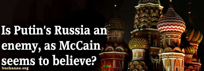 Lavrov vs. McCain: Is Russia an Enemy?