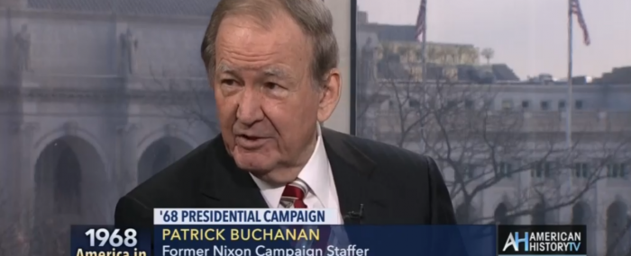 VIDEO: Buchanan on C-CPAN Washington Journal