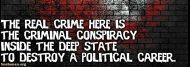 The Deep State Targets Trump