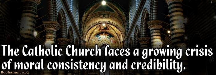 US and Catholicism in Crisis
