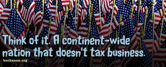 Abolish the Corporate Income Tax!