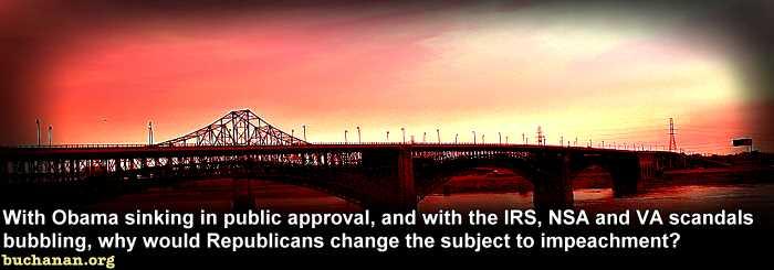 Impeachment, a Bridge Too Far