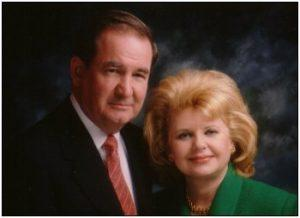 Pat and Shelley Buchanan