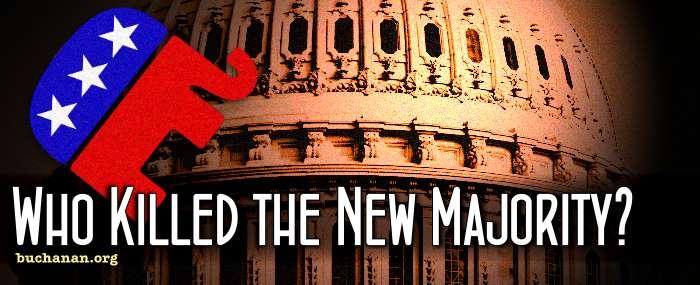 Who Killed the New Majority?