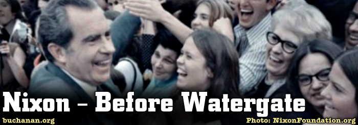 Nixon - Before Watergate