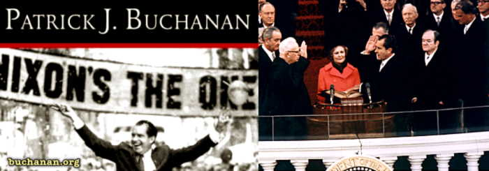 The Greatest Comeback by Pat Buchanan