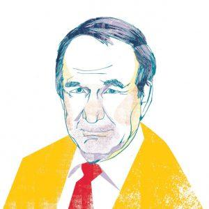 Pat Buchanan: Top-50 Politico.com 2016