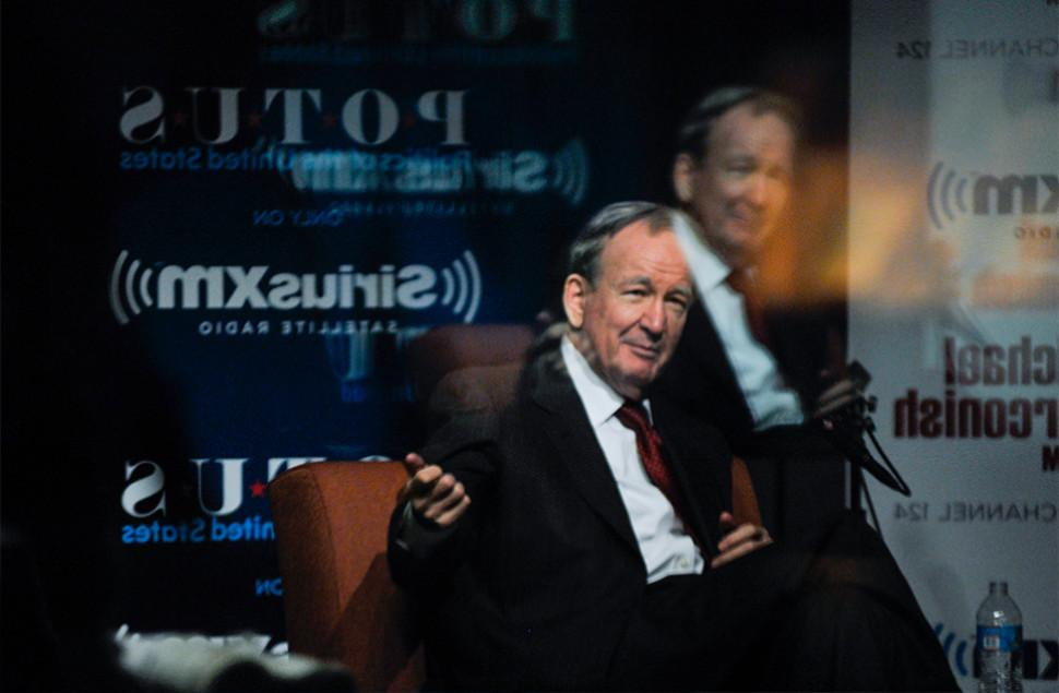 Pat Buchanan - Politico's Top-50 - 2016