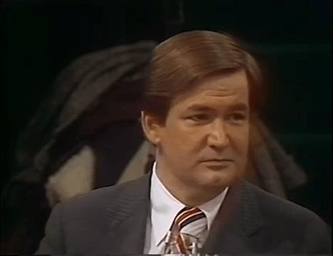 PJB 1978 Firing Line Debate