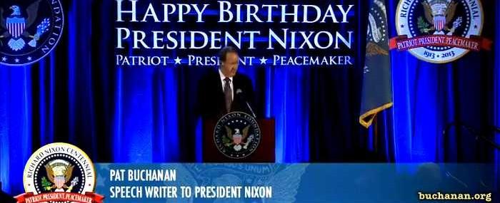 Celebrating President Nixon's 100th Birthday