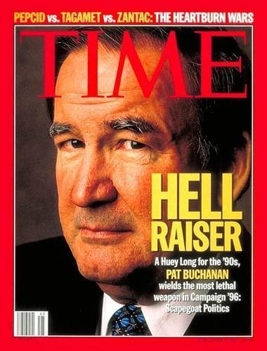 Time magazine, November 6, 1995